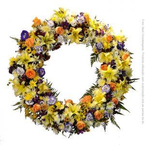 Coroa de Flores - Americana III